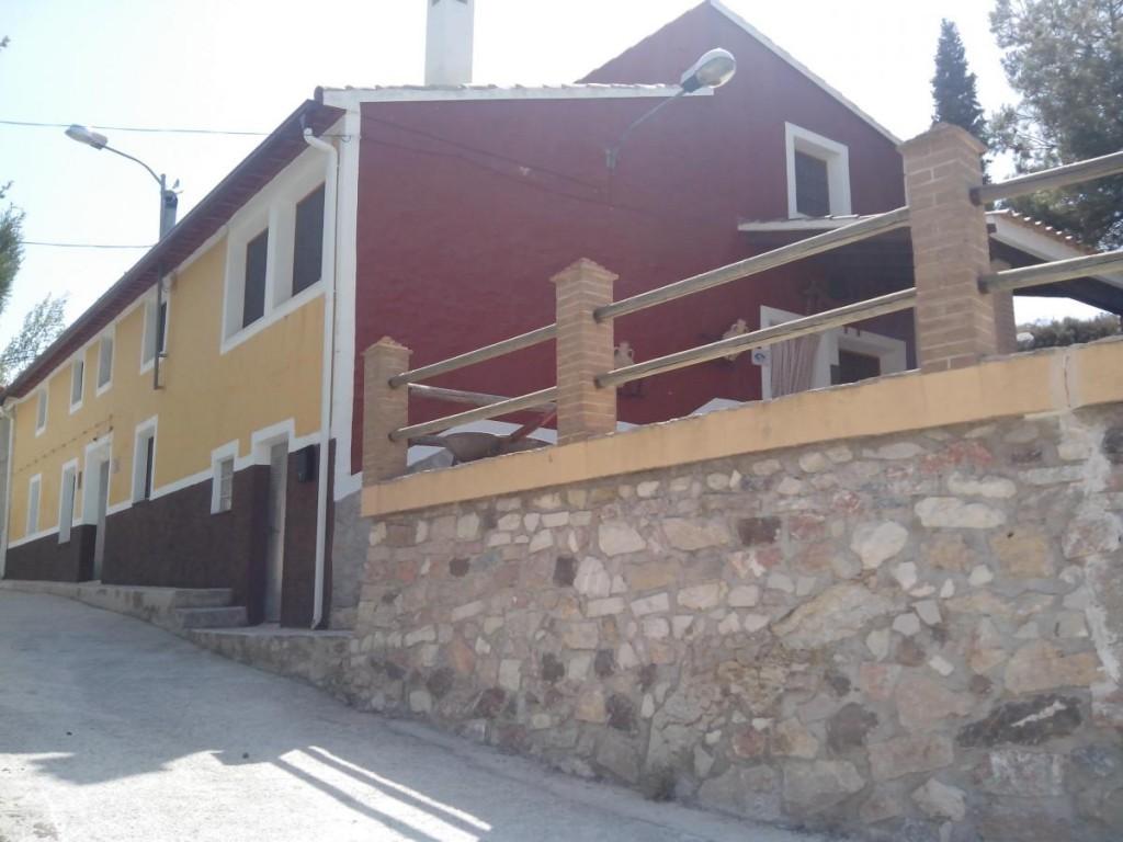 Casas rurales la risca moratalla ib rica turismo - Casas rurales e ...