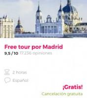 Madrid - free tour