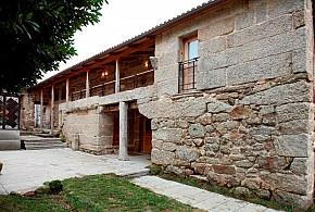 Casa couto mixto sampaio de abades ib rica turismo - Casa rural couto mixto ...