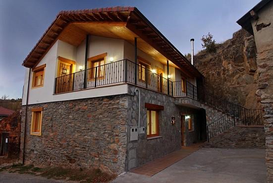 Casa rural aguas frias la oma uela ib rica turismo - Casa rural la zubia ...
