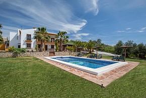 Casa Rural La Solana De Domingo Viñuela Ibérica Turismo