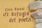 EL REFUGIO DEL POETA