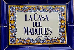 LA CASA DEL MARQUES
