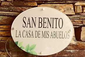 SAN BENITO LA CASA DE MIS ABUELOS