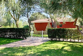 THE HOUSE IN BRUNETE